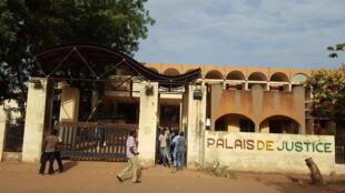 Le palais de justice de Ouagadougou (photo d'illustration).