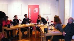 Daniel Desesquelle et ses invités au Centre culturel tchèque à Paris