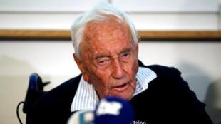 A 104 ans, David Goodall a décidé de mettre fin à sa vie au moyen du suicide assisté autorisé en Suisse.