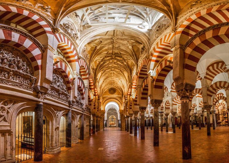 مسجد جامع قرطبه در اسپانیا