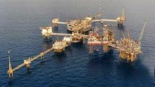 康菲公司(ConocoPhillips)在渤海的石油平台(网路图片)