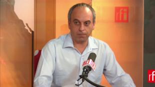 Mego Terzian, président de Médecins sans frontières (MSF).