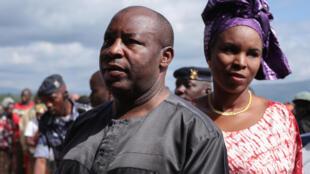 Evariste Ndayishimiye deveria tomar posse em Agosto próximo.