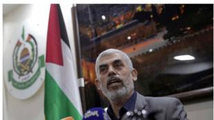 Hamas Yahya Sinouar