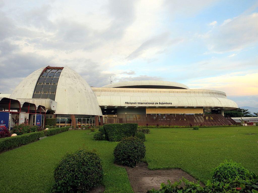 L'aéroport international de Bujumbura a été attaqué par des rebelles durant la nuit du 18 au 19 septembre 2021.