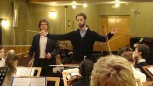 Bruno Quaresma é brasileiro, de São Paulo, mas nos últimos seis anos passa grande parte do seu dia nas salas de aula do tradicional Conservatório Tchaikovsky.