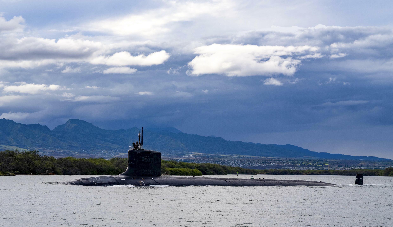 Sous-marins US