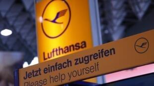Les pilotes de la compagnie aérienne Lufthansa sont en grève depuis ce mardi 30 septembre 2014.