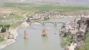 Hasankeyf is threatened by the Ilısu dam project