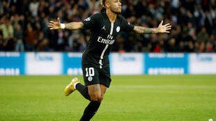 Neymar had been expected to be one of the stars of the PSG side in the last 16 matches against Manchester United.