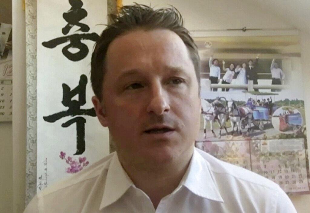 China julgamento Michael Spavor