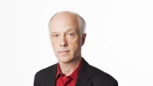 Nils Horner, ici le 20 août 2013, a été tué d'une balle dans la tête ce 11 mars à Kaboul.