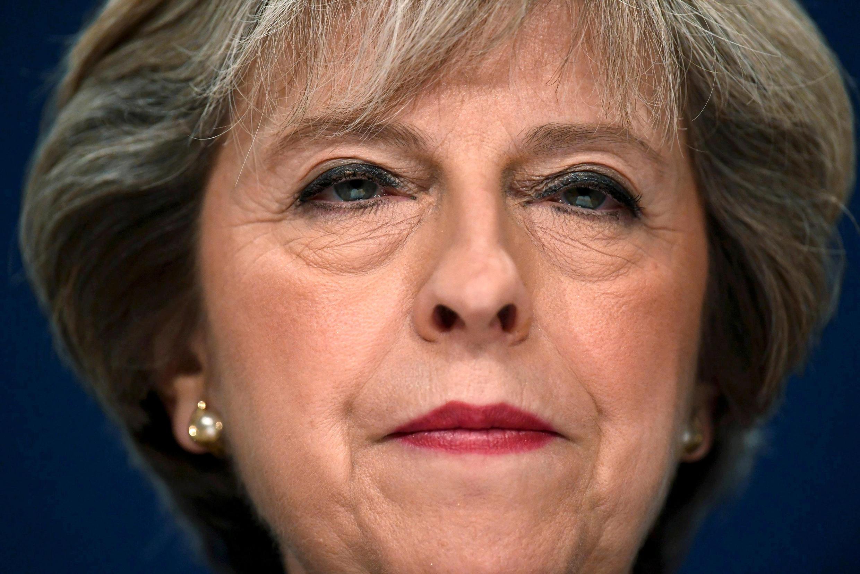 Theresa May a critiqué les propos du secrétaire d'Etat américain John Kerry sur la colonisation israélienne.