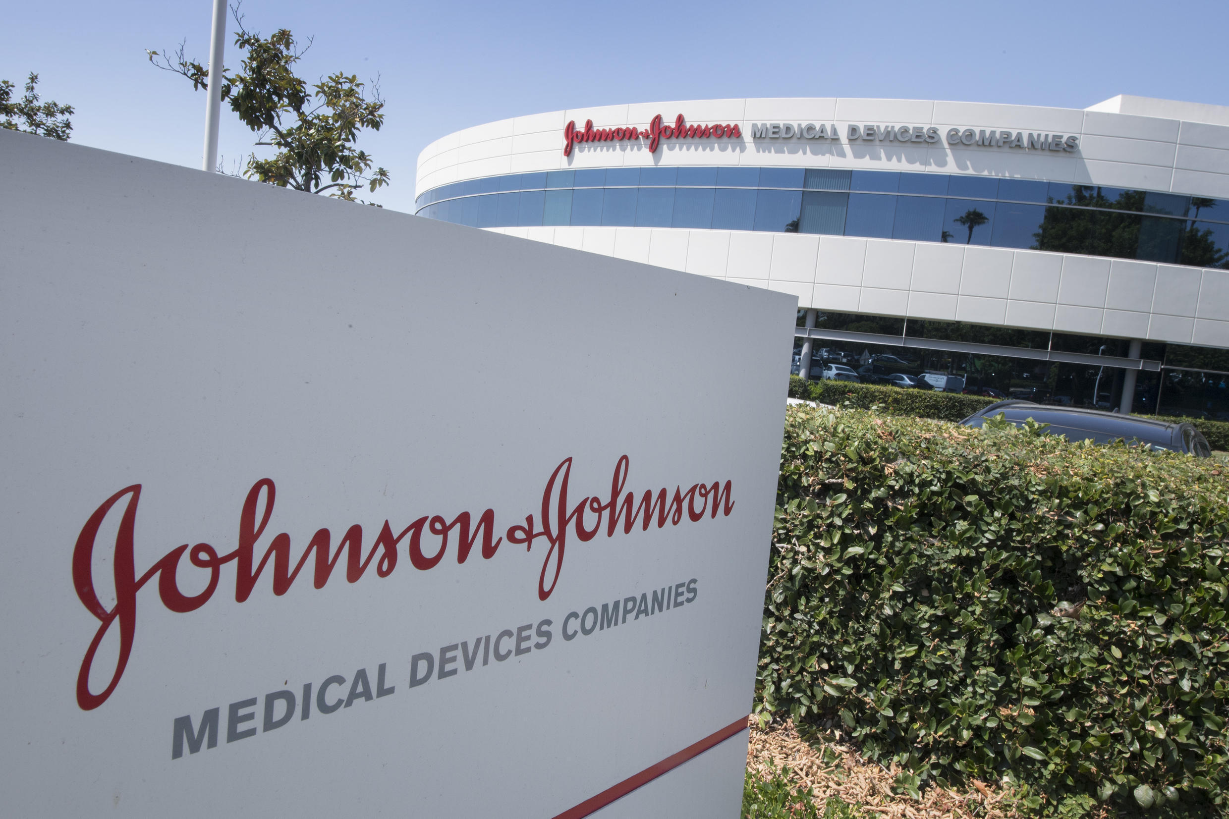 Johnson & Johnson will delay rollout of its Covid-19 vaccine in Europe following six cases of a rare type of blood clot in the United States