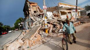یوچیتان - جنوب مکزیک بعد از زلزله
