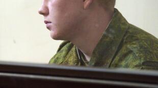 Рядовой Валерий Пермяков, убивший семью в Гюмри.