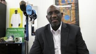 Professor Oussouby Sacko, President of Kyoto Seika University, Japan