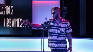 L'Ivoirien DJ Arafat, il était l'invité de l'émission «Légendes urbaines», le 5 août 2018 à 20h10.