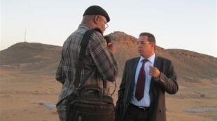 Entretien avec Hssain Rahaoui, chef du service de l'aménagement rural à l'Office régional de mise en valeur agricole du Tafilalet.