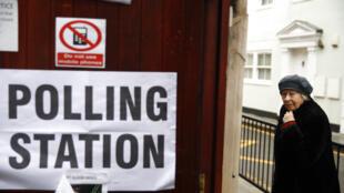 Eleições Reino Unido