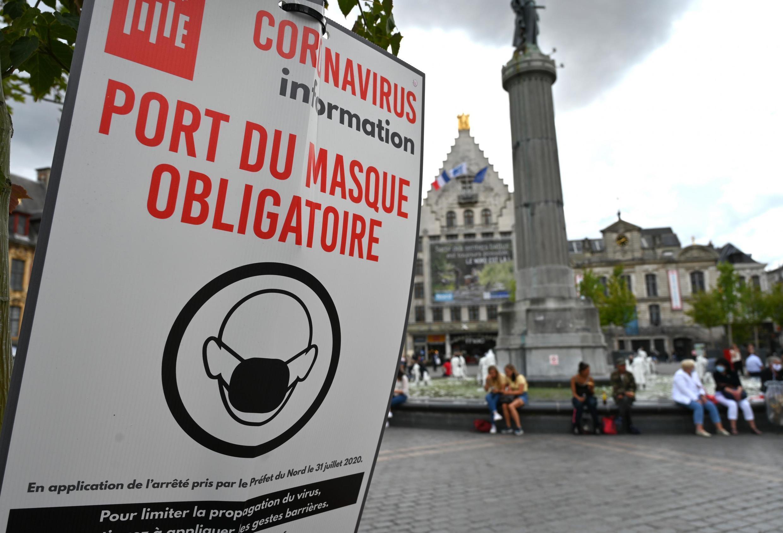 Во Франции главы региональных агентств здравоохранения предупреждают о риске резкого увеличения количества случаев инфицирования COVID-19 в ближайшие две недели.