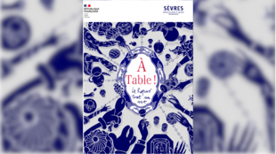 Affiche expo A table