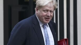 Sakataren harkokin wajen Britaniya Boris Johnson