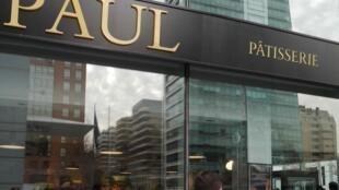 A Santiago du Chili, le boulanger français Paul rencontre un franc succès.
