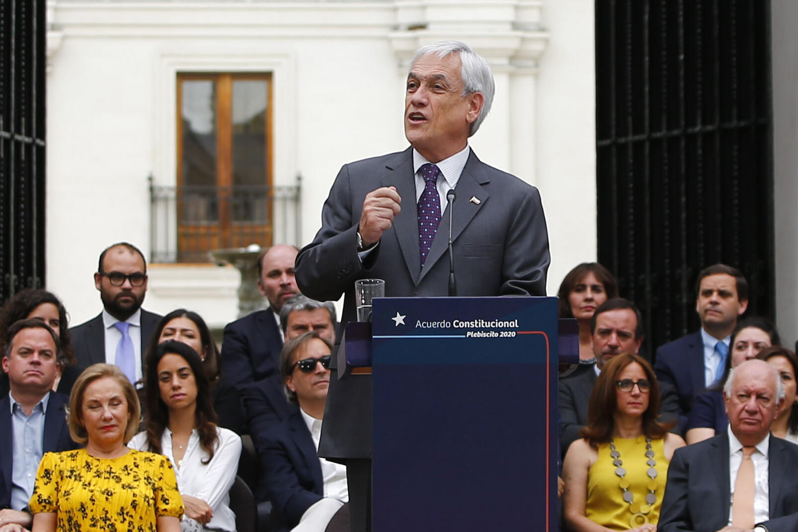Le 26 avril prochain, 14 millions de Chiliens seront appelés à se prononcer sur le changement de la Constitution, alors que le dernier référendum dans le pays sur des changements constitutionnels remonte à 1989.