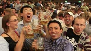 中国游客访德大增