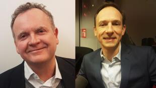 Thierry Vedel et Frédéric Micheau sont les invités de Philippe Lecaplain.