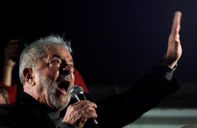 Lula obteu menos apoio popular do que o esperado