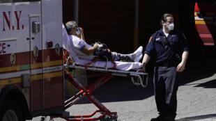 Estado de Nova York é o principal foco da epidemia nos EUA, com 6.268 mortes.