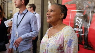 Christiane Taubira takes part in On aura tout