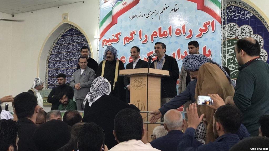 سخنرانی محمود احمدینژاد در خوزستان