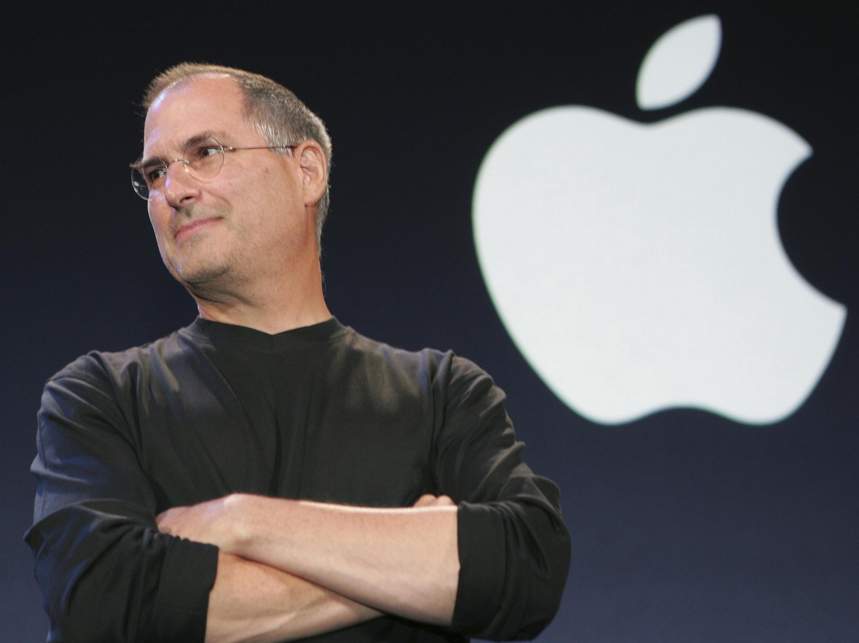 លោក Steve Jobs ប្រធានសហគ្រាស  Apple