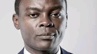 Olivier Bibou Nissack, porte-parole de Maurice Kamto, le N°1 de l'opposition. Il est également membre du Directoire national du MRC, le Mouvement pour la renaissance du Cameroun.