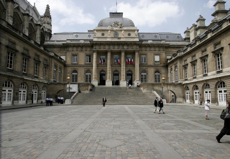 Парижский дворец правосудия