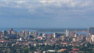 Maputo, a capital de Moçambique