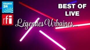 Best of live Légendes Urbaines