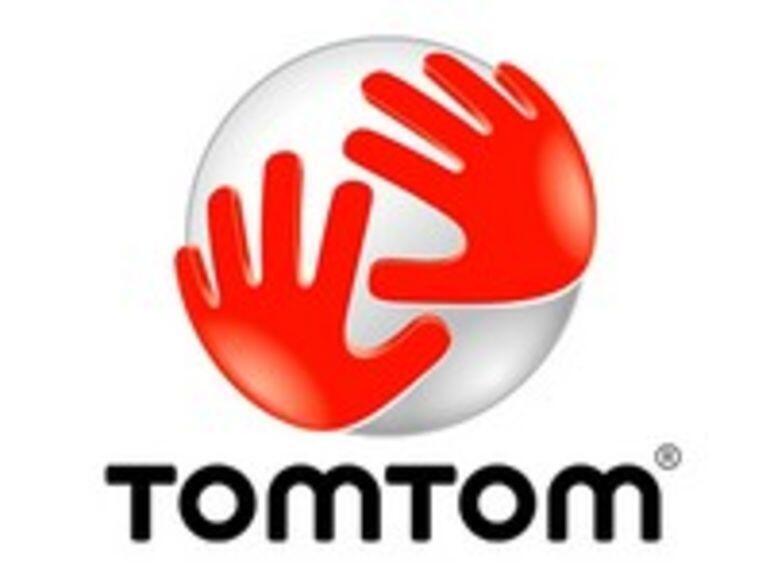 图为TomTom标识