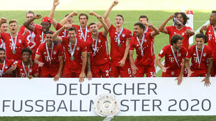 Bayern Munich start the new Bundesliga season without  three members of the squad who helped them romp to a ninth straight German title