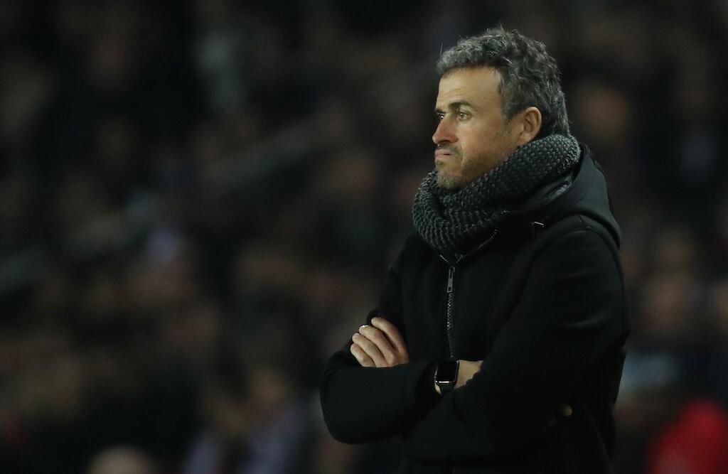 Kocha mkuu wa klabu wa FC Barcelona, Luis Enrique ambaye ametangaza kuwa ataachia ngazi mwishoni mwa msimu.