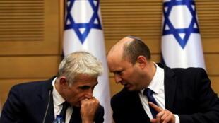 2021-06-13T192715Z_901851849_RC2VZN9TSMK1_RTRMADP_3_ISRAEL-POLITICS