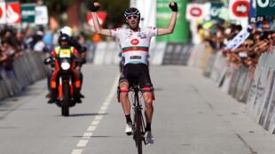 Domingos Gonçalves venceu a 6ª etapa da 80ª Volta a Portugal em Bicicleta.