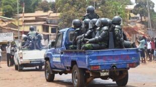 Des gendarmes guinéens ont arrêté le jihadiste mauritanien Saleck Ould Cheikh, en cavale depuis fin décembre (photo d'illustration)
