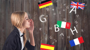 Cada lengua tiene una velocidad de palabra propia.