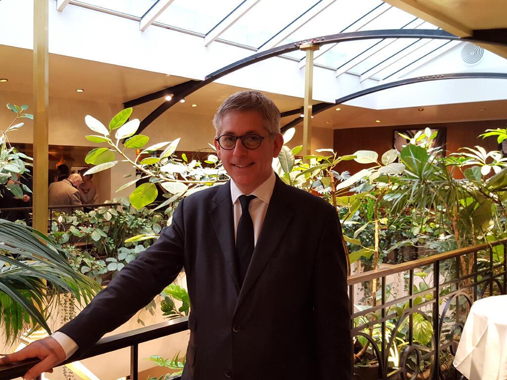 Frédéric Valletoux, président de la Fédération hospitalière de France.