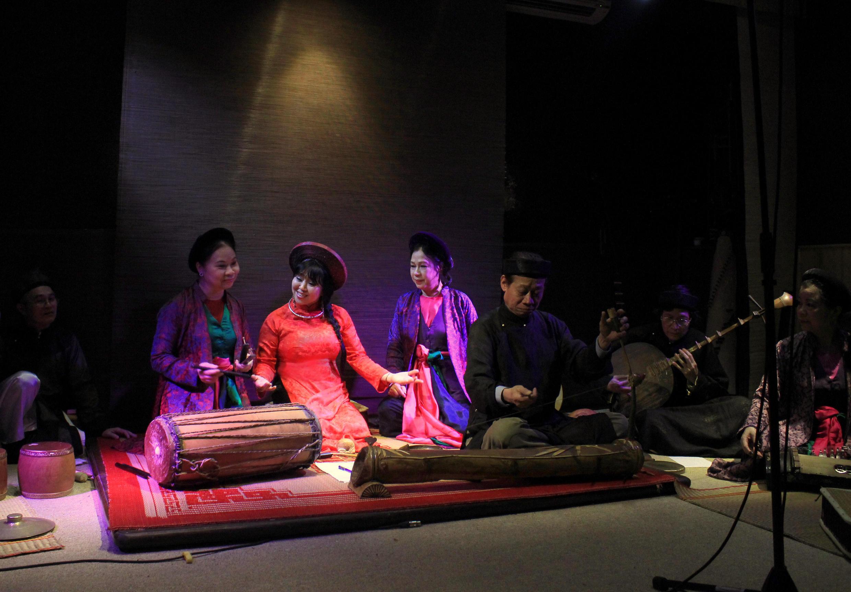 Hương Thanh và các nghệ sĩ nhạc cổ truyền Việt Nam sẽ trình diễn tại Viện Bảo tàng Guimet ngày 07/11/2014.