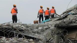 Seisme Indonésie Célèbes